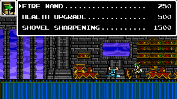 shovelknight e1363646918728 Kickin It   Kickstarter Update for March 18, 2013