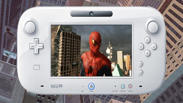 The Amazing Spider-Man [Wii U]