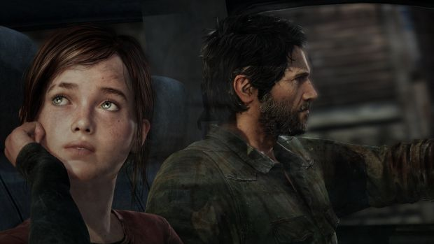 the last of us joel ellie Go behind the scenes of The Last of Us with the first in a new series of videos