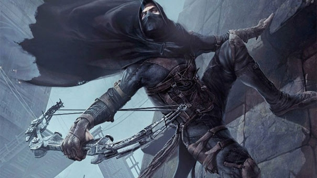 thief Thiefs Garrett is being redesigned to be more mainstream
