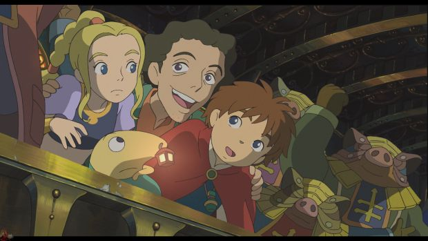 title image Whimsy will only get you so far    Ni no Kuni: Wrath of the White Witch review