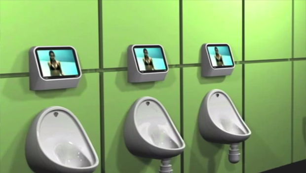 urn Urinal video games make debut with Minor League Baseball tie in!