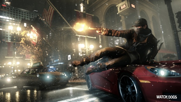 Watch_Dogs ctOS Threat Monitoring Reort trailer
