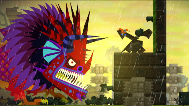 08 e1365445622794 Super Meat roid Boy    Guacamelee! review