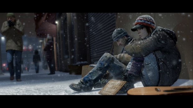 Beyond Two Souls Artwork 09 Beyond: Two Souls May Be Coming to PlayStation 4