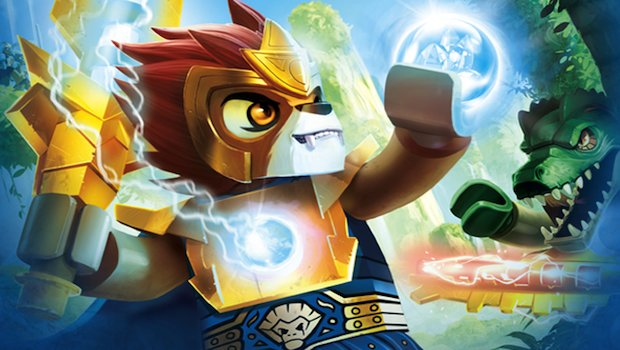 CASQV 1 Official game trailer drops for LEGO Legends of Chima: Lavals Journey