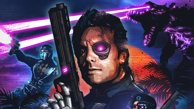 Far Cry 3 Blood Dragon 31 'I eat cyborgs for breakfast; and right now I'm very hungry!  the Blood Dragon Review