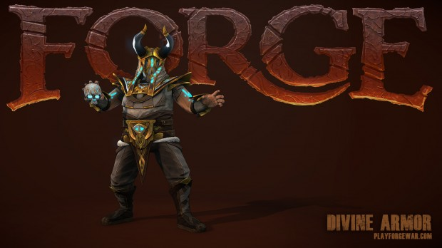 Forge Armor Divine 01 620x348 Dark Vale gives their opinion of Forges launch: too early