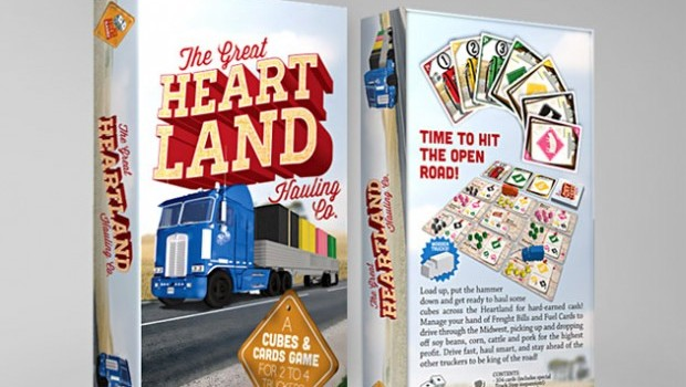 Great Heartland Hauling Co Box