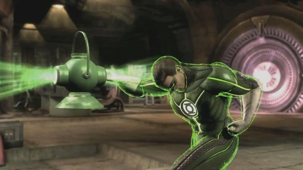 Injustice Gods Among Us Green Lantern vs Solomon Grundy Trailer 2 620x348 Latest Injustice trailer sets Green Lantern against himself.