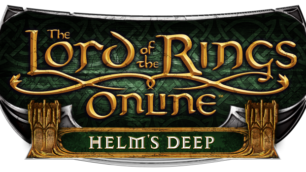 LOTRO Helms Deep logo e1366907974585 Retreat to Helms Deep this Fall