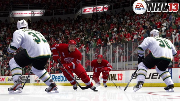 NHL13 DET Datsyuk deke2 WM resize 620x348 You can vote to pick who goes on the NHL 14 cover