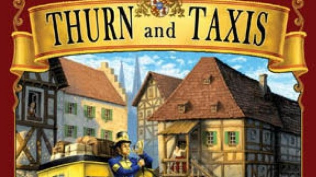 Board Game Review:  Thurn and Taxis