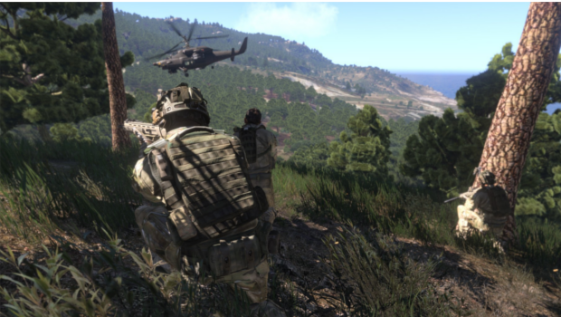 arma3 Arma 3 Alpha picks up its 0.54 update on Steam