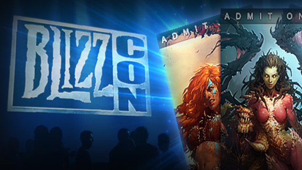 blizzcon Blizzcon 2013 tickets now on sale