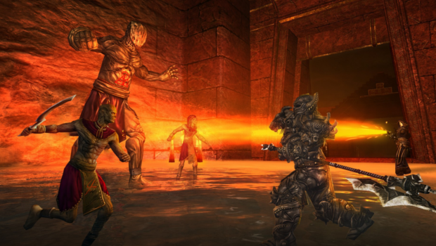 darkfall Steam now offering subscription services, starting with Darkfall Unholy Wars