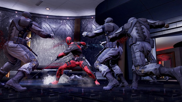 deadpool New Deadpool screenshots released, pre order bonuses revealed