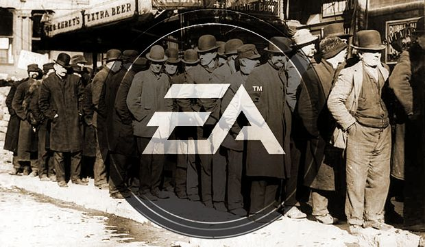 ea breadline 1 Hopes, dreams in short supply as EA literally decimates employee population