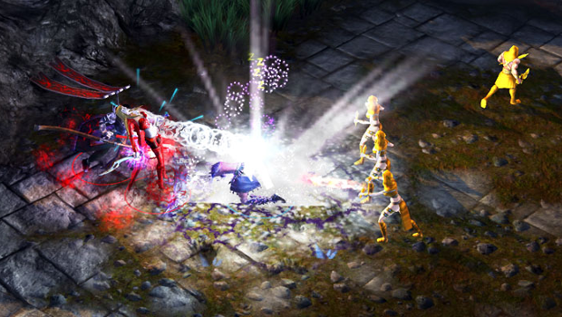 graxia MOBA Battle for Graxia slated for launching soon