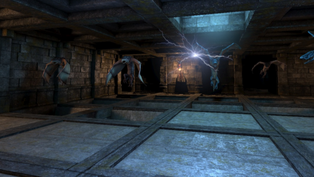 grimrock Legend of Grimrock Master Quest fan mod updated, available through Steamworks