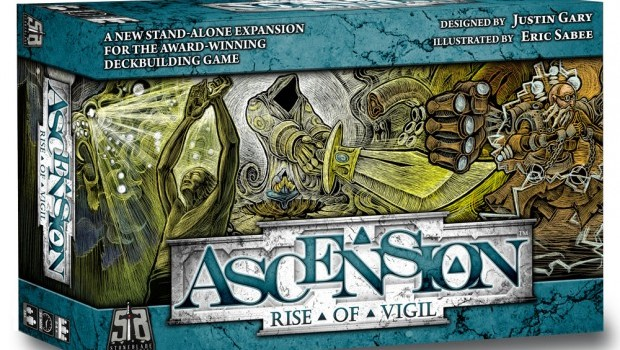 Ascension Rise of Vigil box