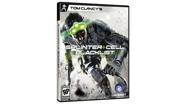 image 300473 thumb wide940 Cover art revealed for upcoming Splinter Cell: Blacklist