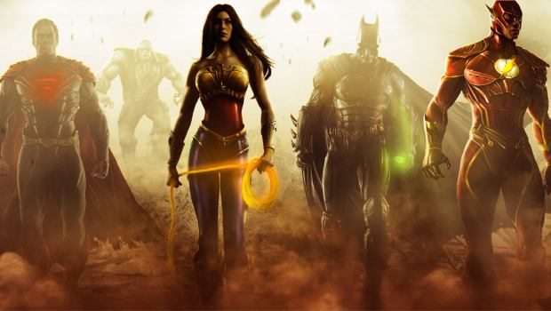 injustice Injustice: Gods Among Us launch trailer