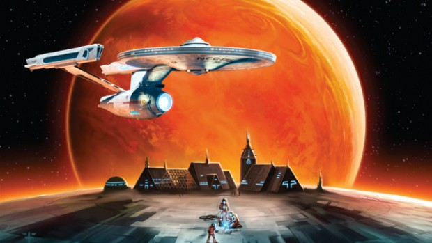 Star Trek Catan Cover