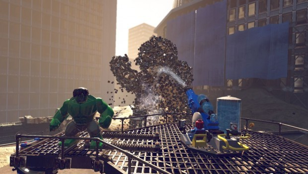 lego e1367384654662 Hulk smash some plastic bricks in a new LEGO Marvel Super Heroes trailer