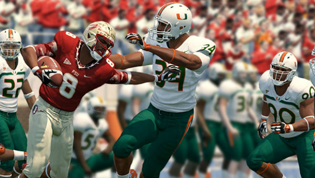 ncaaupdate First details revealed for upcoming NCAA Football 14