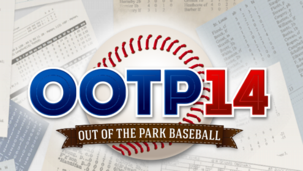 ootp14 A sack of peanuts short of the real thing    Out of the Park Baseball 14 review