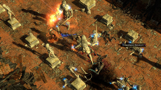 pathofexile Path of Exile introduces season 2 race lineup, rewards