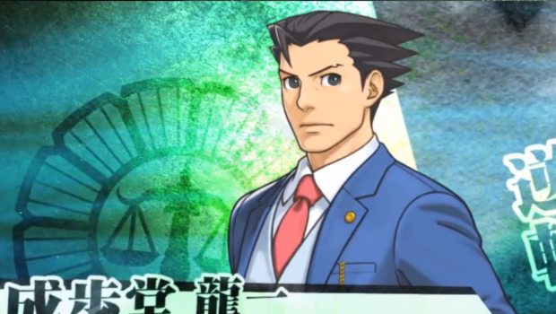 phoenix Phoenix Wright: Ace Attorney 5 3DS trailer released