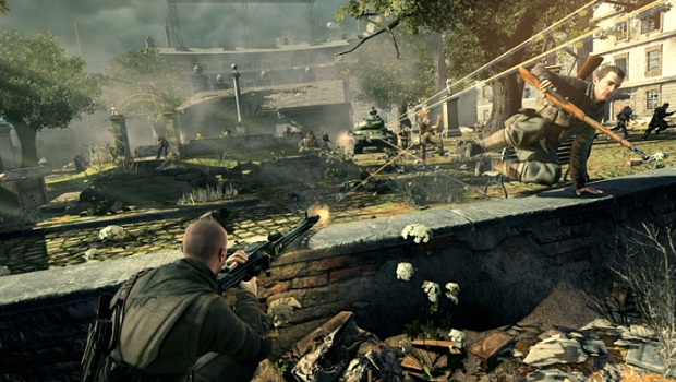 sniperelite Sniper Elite 3 website goes live
