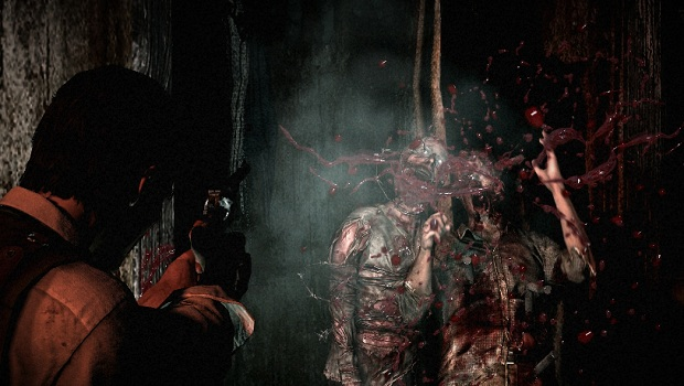 The Evil Within Bethesda Mikami