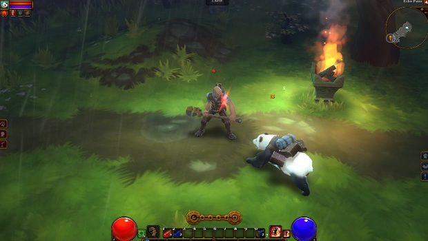 torchlight panda Go Beserk! Torchlight II Gets Mod Tools and New Content