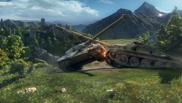 world of tanks battle wide User information potentially compromised on popular World of Tanks MMO