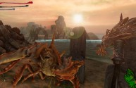 zc2 crab island 193x125 Zeno Clash II Steam date and details
