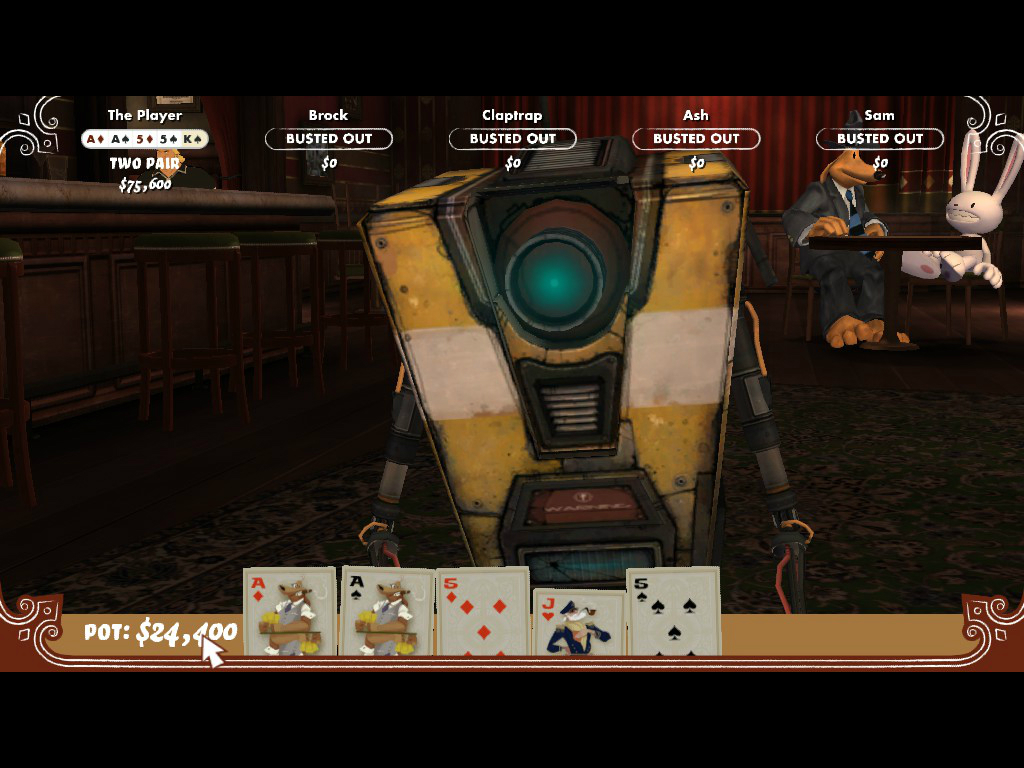Poker Night 2 Review