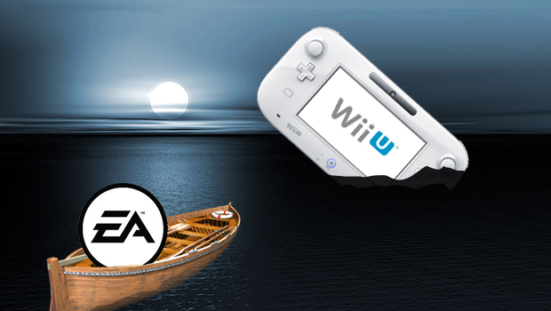 Abandonship EA jumps Wii U ship