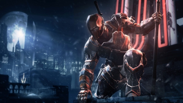 Batman  Arkham Origins Batman: Arkham Origins trailer and screens, Deathstroke preorder bonus