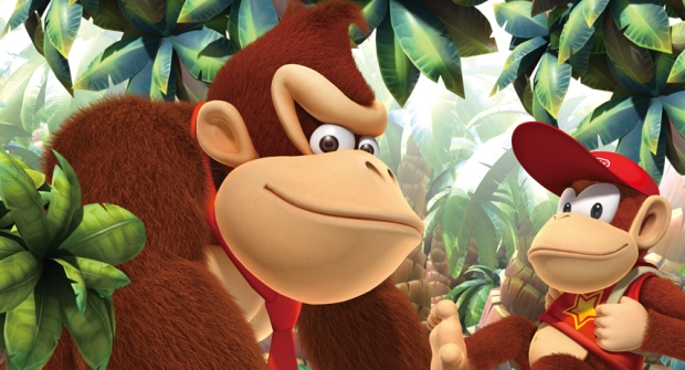 DKReturns3D Kong makes it to the small screen, in 3D!