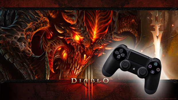 Diablo 3withPS4 Details concerning Diablo 3 port to Playstation 4
