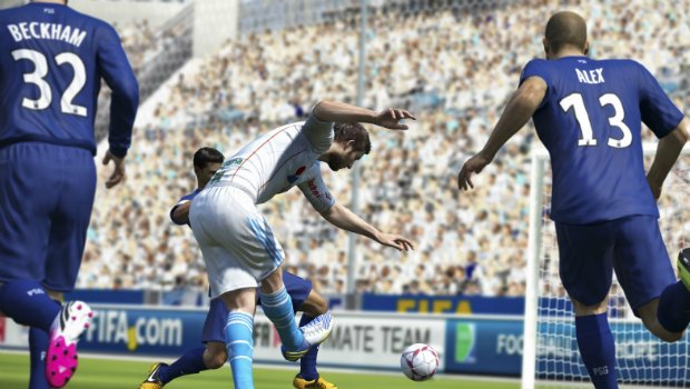FIFALeadin 1 EA Sports, FIFA Reach License Agreement through 2022