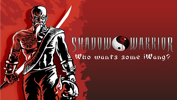 SWbanner01 Who wants some Wang?  Shadow Warrior returns this Fall