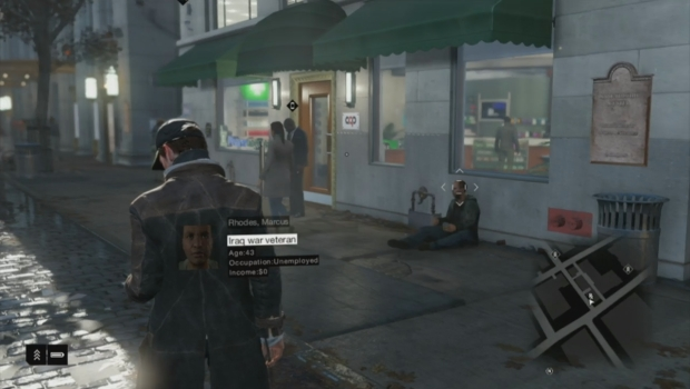 Watch Dogs Watch Dogs in game profile contest