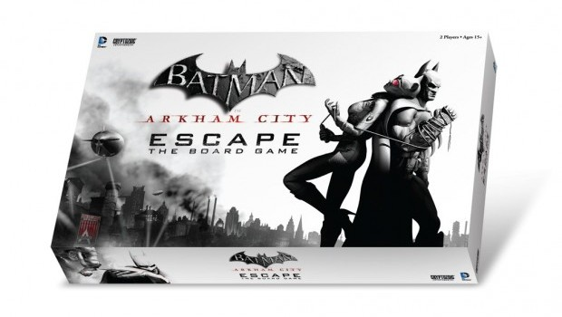 arkhamcityescape 3d box 0 1 e1368665328591 Escape Arkham City today in Cryptozoics new game