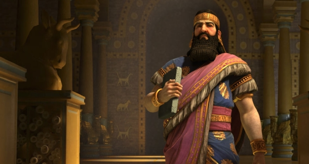 civilization v brave new world ashur4 Trade routes revealed in a video for the upcoming Brave New World DLC