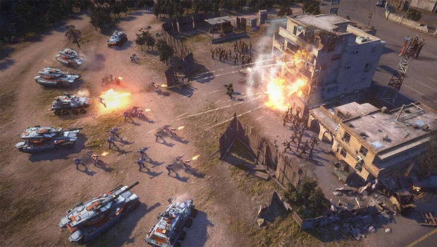 command conquer Command & Conquer   Dev Diary 1 released