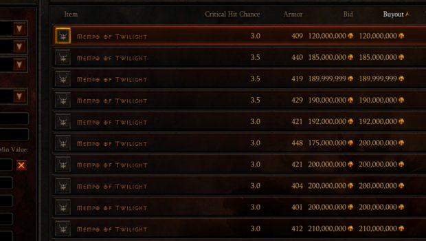 diablo 1 Gold dupe bug hits Diablo III   auction shutdowns, transfer audits follow